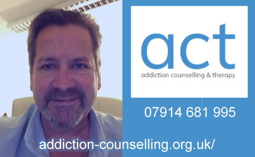 bradley riddell addiction counsellor